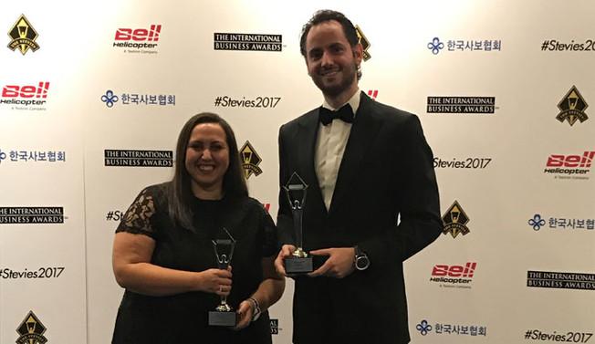 Pronet'e Yılın Müşteri Hizmetleri Ekibi ödülü