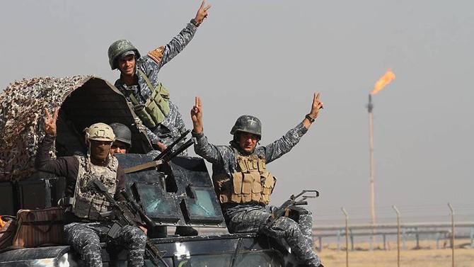 Irak'tan Kerkük'teki boru hatlarına askeri güç takviyesi