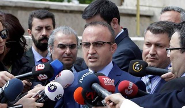 AK Partili Turan'dan 'istifa' açıklaması
