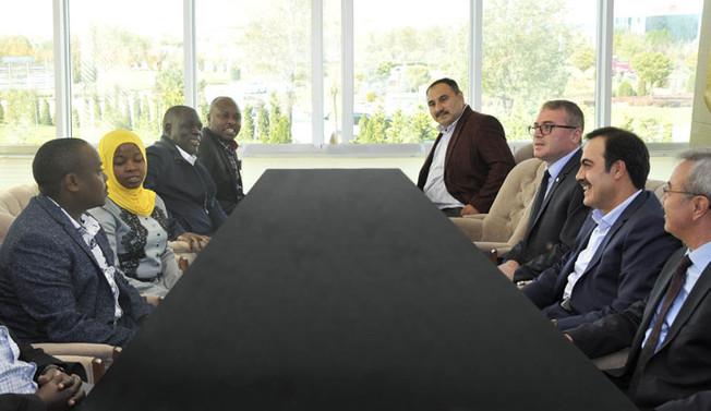 Uganda, Konya'nın sanayi yapısını örnek alacak
