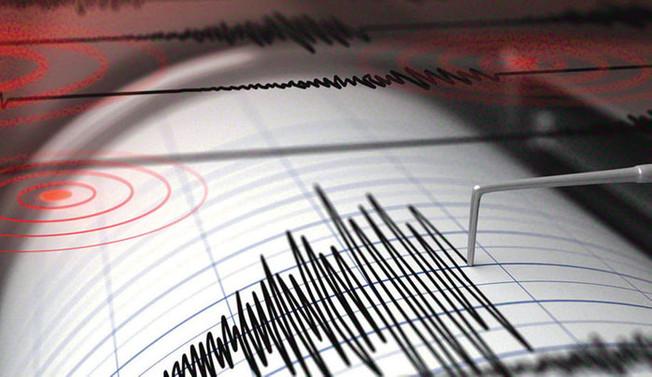 Bodrum'da 4,6 büyüklüğünde deprem