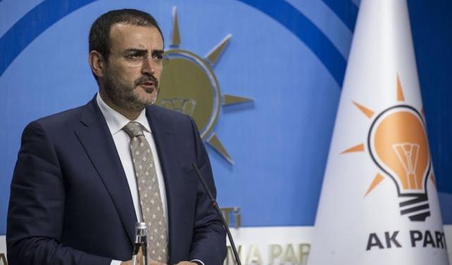 'CHP, koltuğa yapışıp kalanların partisidir'