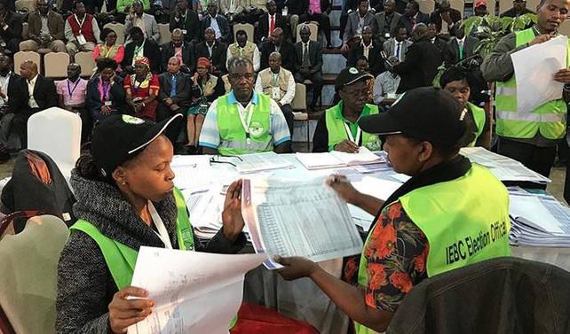 Kenya'da başkanlık seçimi tartışmaları sürüyor
