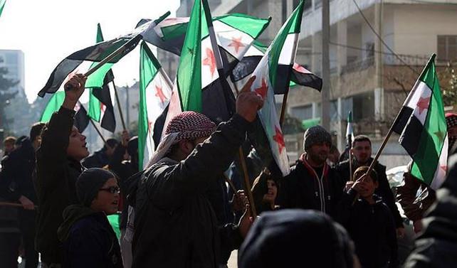 Suriyeli muhaliflerden ortak hareket etme kararı