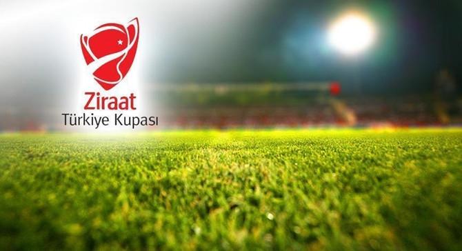 Türkiye Kupası'nda 8 takım tur atladı
