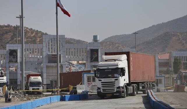 İran, Başmak Sınır Kapısı'nı yeniden açtı