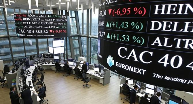 Avrupa borsalarısatıcılı