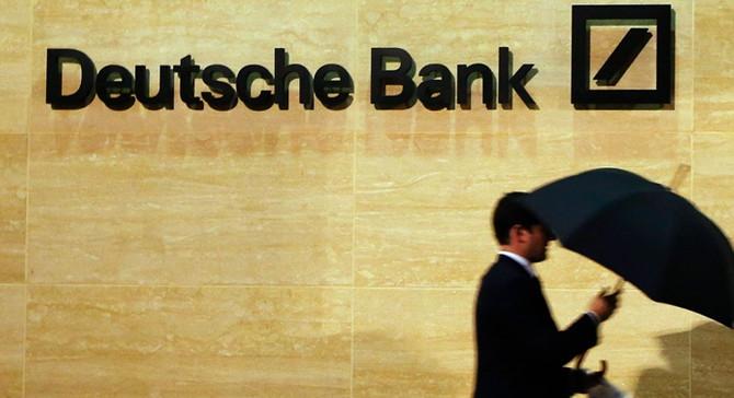 Deutsche Bank'tan uzlaşı için 220 milyon dolar