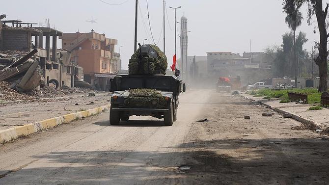 Irak'ta, DEAŞ'ın son kalesi için operasyon başlatıldı