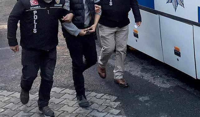 121 Dışişleri eski çalışanına FETÖ'den yakalama kararı
