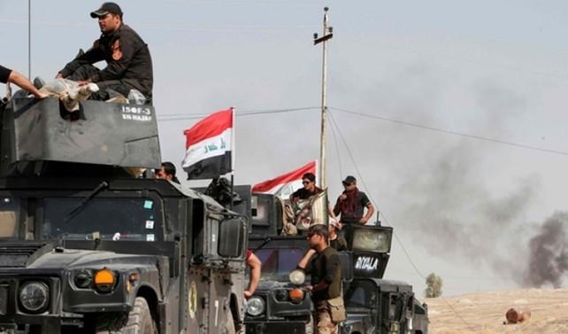 Irak güçleri ve Peşmerge arasında çatışma