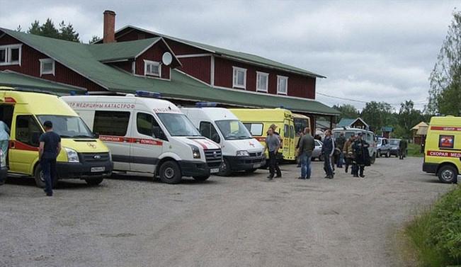 Finlandiya'da tren kazası: 4 ölü