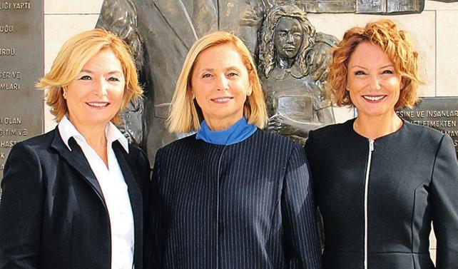 3S Kale Holding'in 3 kadın yöneticisinden Divriği'ye yatırım