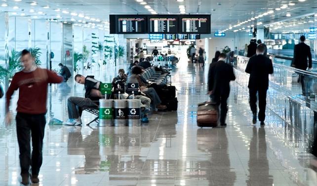 Atatürk ve Sabiha Gökçen havalimanlarını 71 milyon yolcu kullandı
