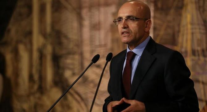 Şimşek'ten 'EBRD' açıklaması