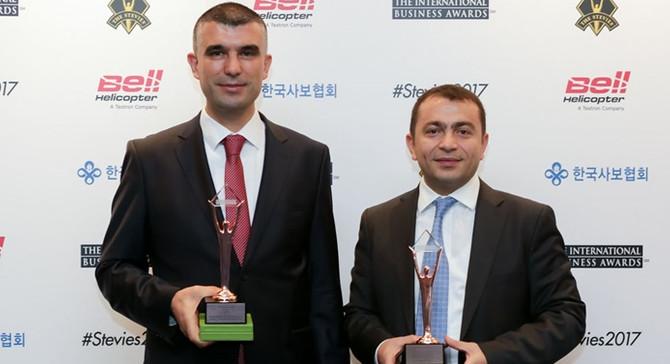 Stevie Awards'tan VakıfBank'a iki ödül