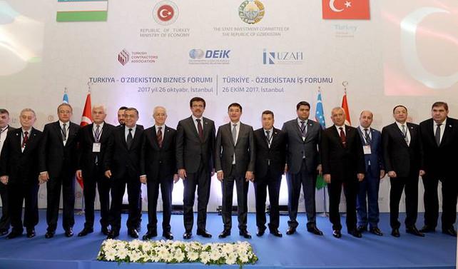 'Gelin Özbekistan'ı yeniden inşa edelim'