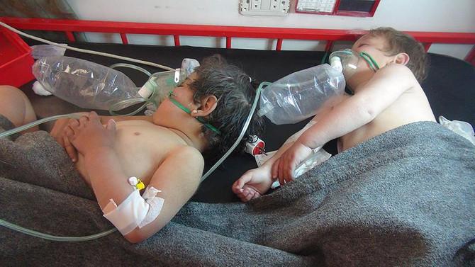 İdlib'teki kimyasal saldırıdan rejim sorumlu tutuldu