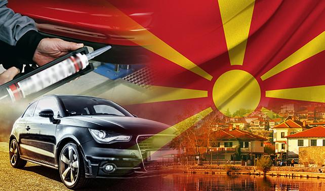 Makedon firma otomotiv yapıştırıcıları ithal etmek istiyor