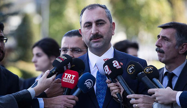 Adalet Bakanı Gül'den Büyükada davasına ilişkin açıklama