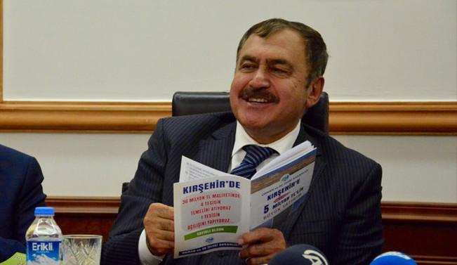 Eroğlu: Erken yerel seçim AK Parti'nin gündeminde yok