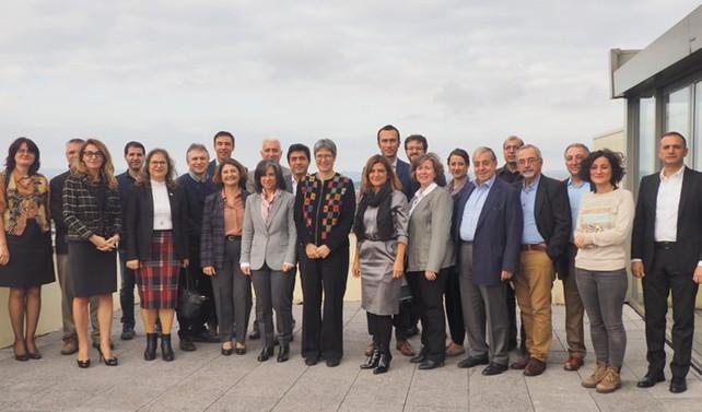 Boğaziçi Üniversitesi Endüstri 4.0 Platformu Danışma Kurulu oluşturuldu