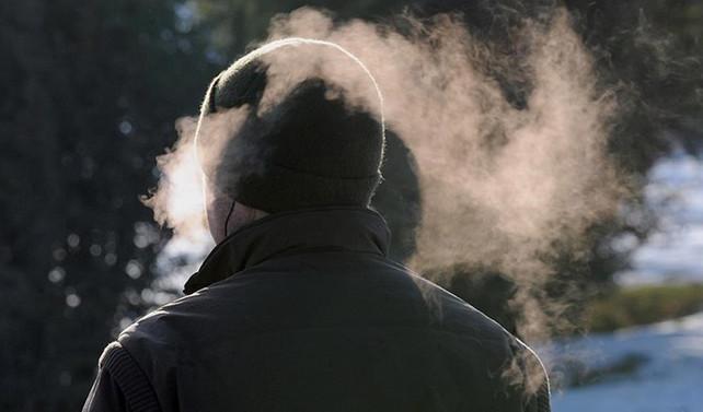 Balkanlardan soğuk hava geliyor