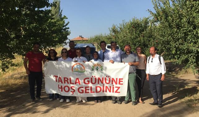 Kayseri'de iyi tarım uygulamaları artırılıyor