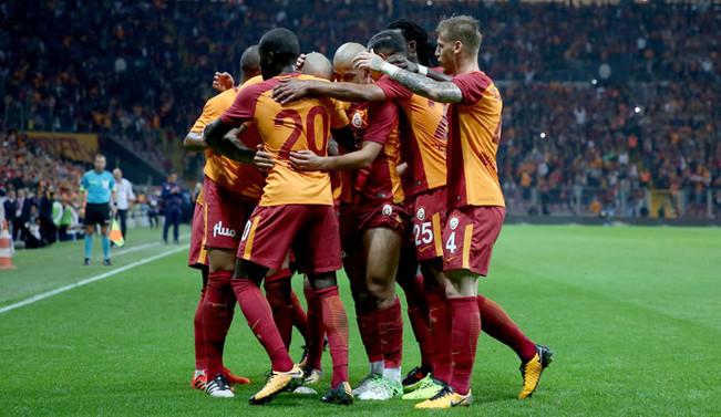 Lider Galatasaray, Trabzon deplasmanında