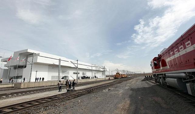 Bakü-Tiflis-Kars demiryolunda geri sayım