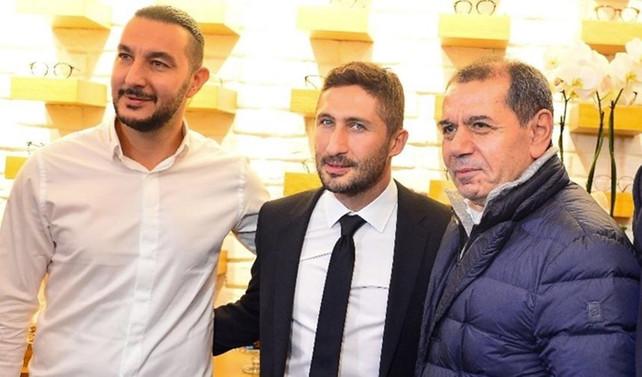 Sabri Sarıoğlu, optik mağazası açtı