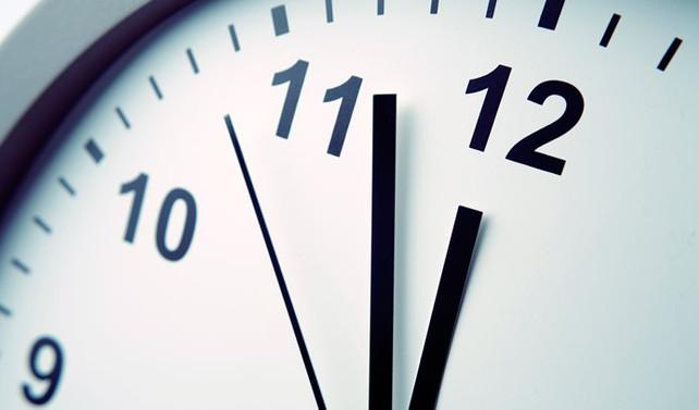 Kafalar karıştı, günün sorusu 'Saat kaç?