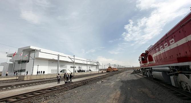 Doğu Anadolu'da 'Demir İpek Yolu' beklentisi
