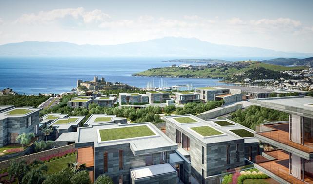 Çağdaş Holding, Bodrum'un rüzgarını arkasına aldı