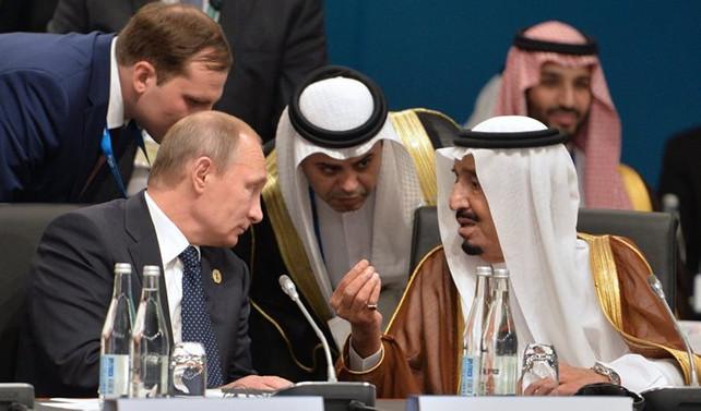 Suudi Arabistan Kralı Selman, Rusya'ya gidecek
