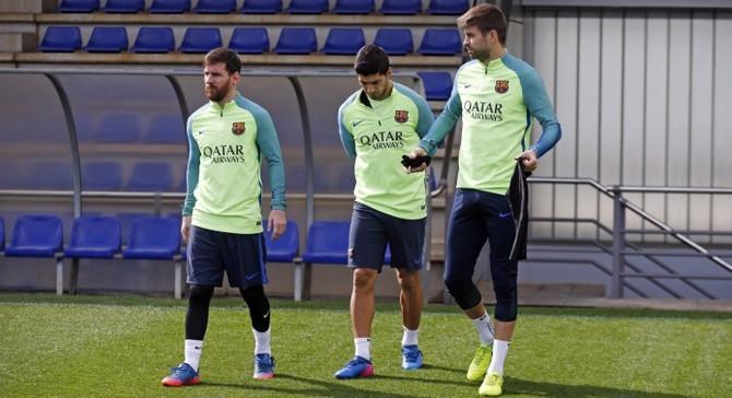 İspanyol milli futbolcu Pique'ye destek