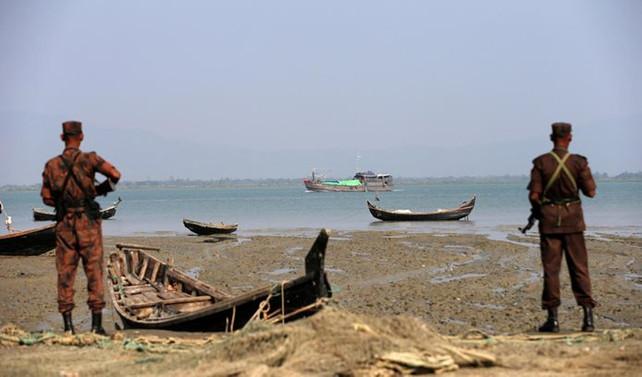 ABD, Myanmar'a heyet gönderdi
