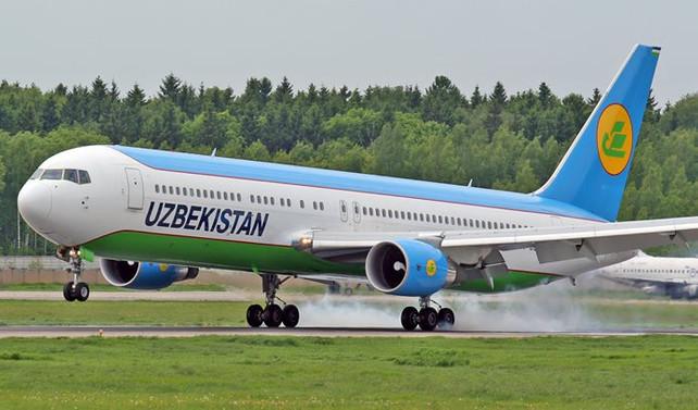 Özbekistan Hava Yolları, Semerkant-İstanbul seferlerine başlıyor