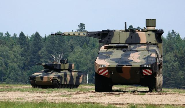 Rheinmetall: 'Gerilim' projelerimizi aksatıyor
