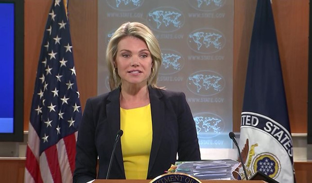 ABD, Barzani'nin kararından memnun
