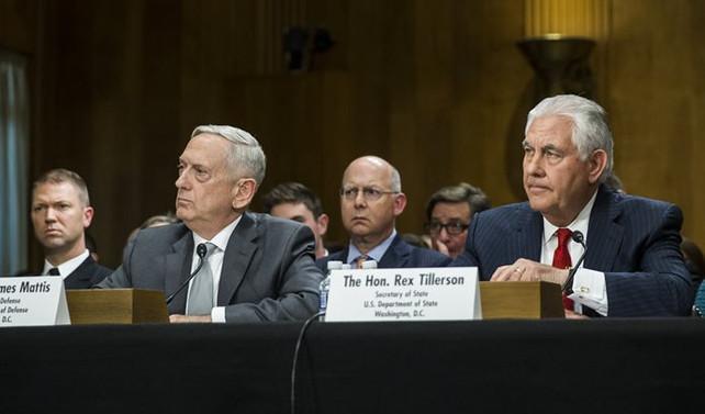 ABD yönetimi savaş yetkisini genişletmeyi talep etti