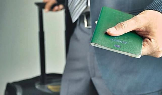 5 bin ihracatçı yeşil pasaport aldı