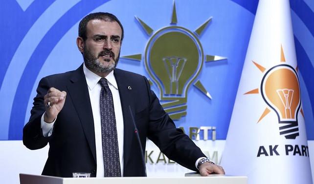 AK Parti Sözcüsü: Yerel yönetimlerle ilgili süreç tamamlandı