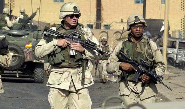 ABD'li komutan: Suriye'de 4 bin askerimiz var