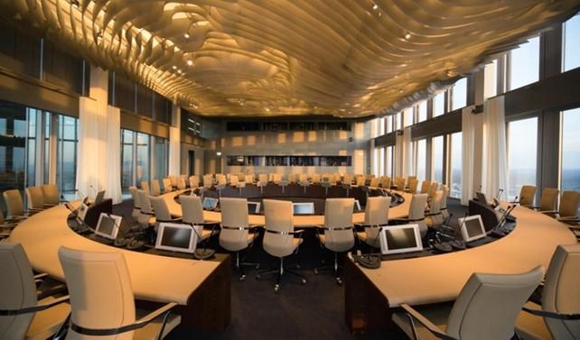 ECB, ziyaretçi merkezini bugün açacak