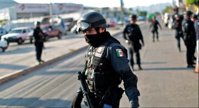 Meksika'da silahlı saldırı: 2 ölü