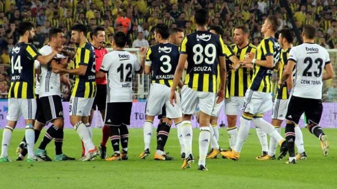 Süper Lig'in hırçınları takımları: Beşiktaş ve Fenerbahçe