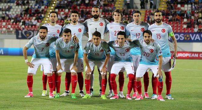 Türkiye 552. maçına çıkıyor
