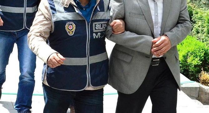 Antalya'da kadına şiddet uygulayan polis tutuklandı