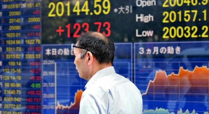 Asya borsaları alış ağırlıklı kapandı